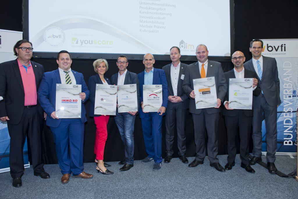 BVFI yourscore Auszeichnung Immobilien-Dienstleister-Award 2016 Deutsche Immobilienmesse DIM ef_8018