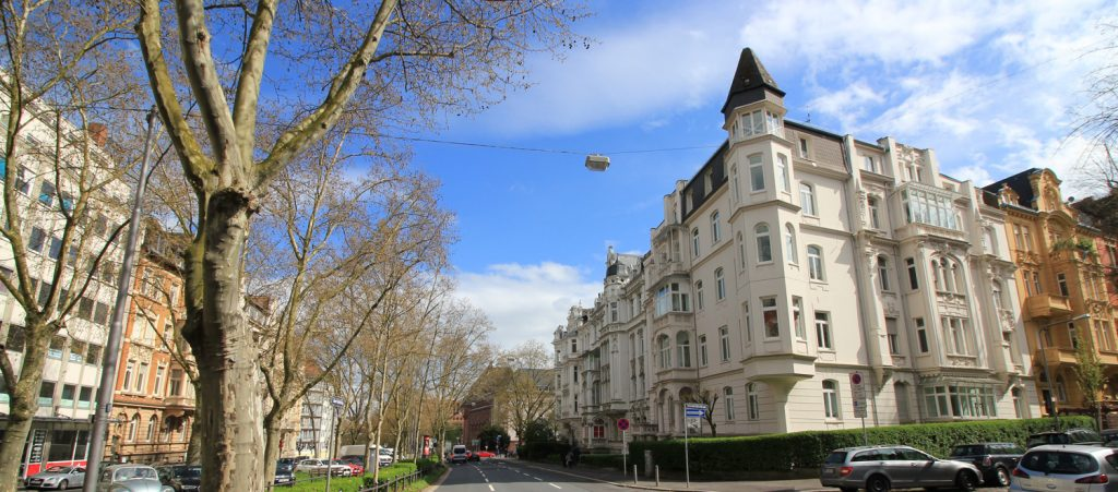 Immobilien Wiesbaden Kaiser Friedrich Ring Wohnung kaufen verkaufen preise mietspiegel Bild Haus Makler
