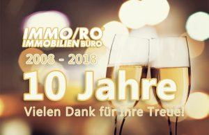 10-Jahre Wiesbaden Immobilienmakler Immoro