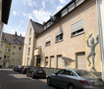 Top gepflegtes Mehrfamilienhaus in Mainz-Kastel zu verkaufen