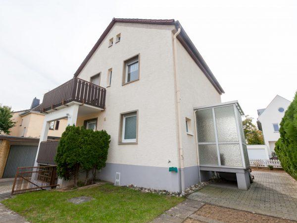 Einfamilienhaus in Mainz-Kastel